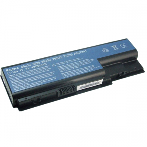 6 cell replacement laptop battery for acer 11 600x600 4 500x500 - باتری ایسر Aspire 5920G